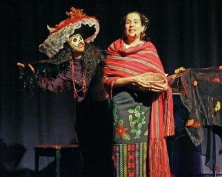 Viva la vida with Edith Tamayo