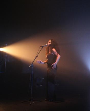 Konsertspektakel at Inkonst