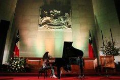 Solo Concert at Congreso Nacional Valparaiso-Chile
